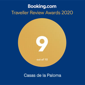 Booking Travellers Review Awards 2020